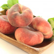 Mountain peaches — Stock Photo