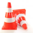Pylons - Stock Photo