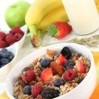 Fruit Muesli — Stock Photo
