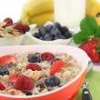 Stock Photo: Fruit Muesli