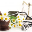 Natural Medicine — Stock Photo