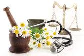 Medicina natural — Foto de Stock