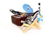 Ubezpieczenie podróżne i zdrowotne — Zdjęcie stockowe