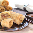 Spring roll — Stock Photo #6148636