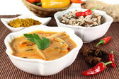 Yellow curry — Stock Photo