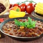 Chili con carne — Stock Photo #6439508