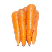 Orange carrots — Stock Photo