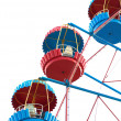 ferris wheel — Stock Photo #5853316