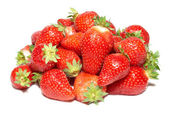 Red strawberries — Stockfoto