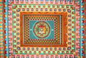 Pintura de buddhistic — Foto Stock