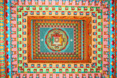 佛教绘画 — 图库照片