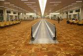 Airport's hall — 图库照片