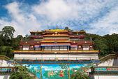 Indian buddhistic monastery — Photo
