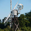 Wind pump - Stock Photo