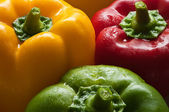 Asorted Peppers — Stock Photo