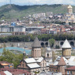 Tbilisi churches — Stock Photo