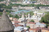 Old town of Tbilisi — Stock Photo