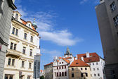 Prague's view — Stock Photo