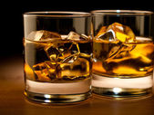 Whisky — Stockfoto