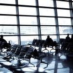 Airport — Stock Photo