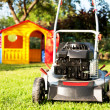 Lawnmower — Stock Photo #6061552
