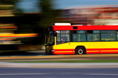 City bus — Stock Photo