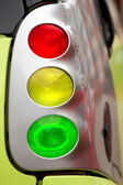 Traffic light — Foto Stock