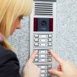 Video intercom — Stock Photo #6450107