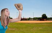 Campo de beisebol — Foto Stock