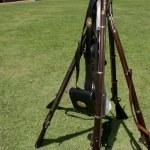 Rifle Stack — Stock Photo #6310140