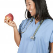 Female Cardiologist — Stock Photo #6314163