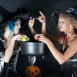 Witches — Stock Photo