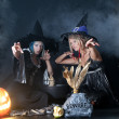 Stock Photo: Witches