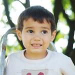 Happy kid boy — Stock Photo #6150540