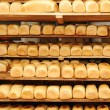Stock Photo: In bread bakery, food factory