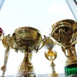 Stock fotografie: Trophy cups
