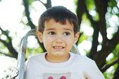 Happy kid boy — Stock Photo