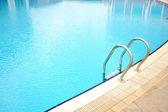 Pool leader — Stock Photo