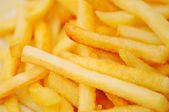 French fries potatoes — Stock Photo