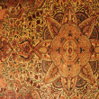 Beautiful gorgeous old grunge carpet background - Stock Photo