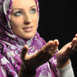 Muslim woman — Stock Photo #6187835