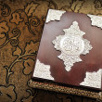 Koran, holy book — Stock Photo