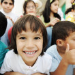 Стоковое фото: Children group, happiness and togetherness