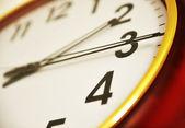 Clock closeup — Stock Photo