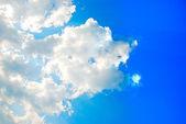 Nice sky — Stock Photo