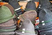 Felt hat — Stock Photo
