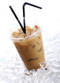 Cold coffee drink — 图库照片