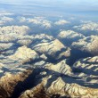 Aerial view of mountaints — Stock Photo #5717074