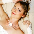 Beautiful bride — Stock Photo #5841778