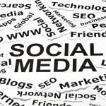 Понятие «Социальные медиа» — Стоковое фото #5981512